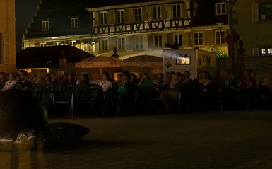 Open Air Kino 2017
