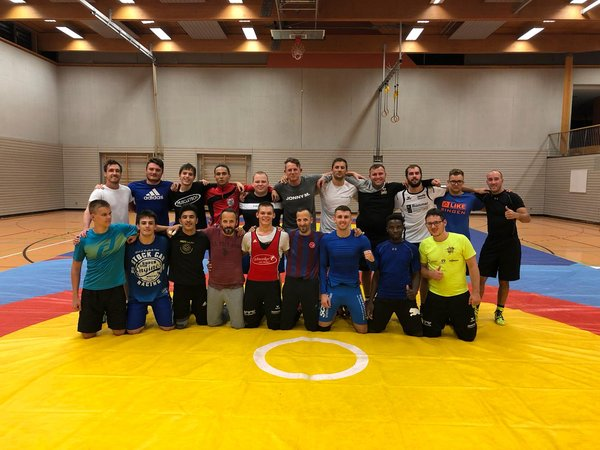 kleid der o real mixed grappling