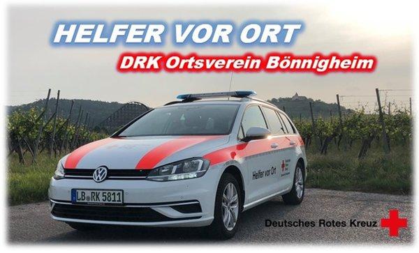 Bei entsprechenden Notfallindikationen werden unsere Helfer vor Ort vom DRK  Ortsverein Bönnigheim über Funkmeldeempfänger von der Integrierten  Leitstelle ... 83bb2df944